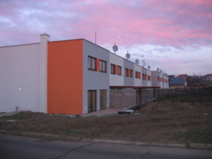 řadové domy