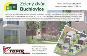 prodej bytů Buchlovice
